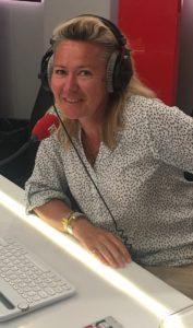 Dorothée Fiedler est la créatrice du jingle sonore de notre podcast